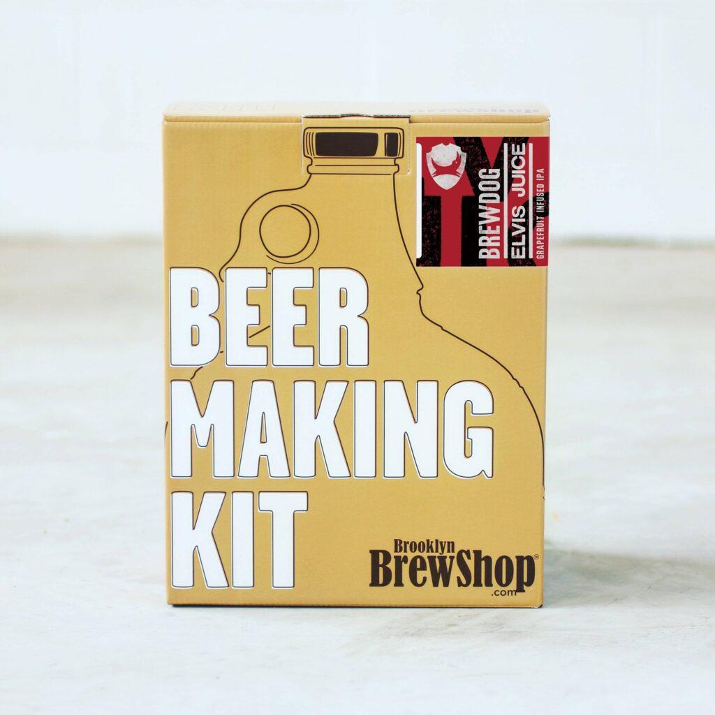 """Illustration Kit BrewDog """"Elvis Juice"""""""