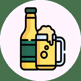 ouro biscuiterie circulaire en Touraine illustration bière