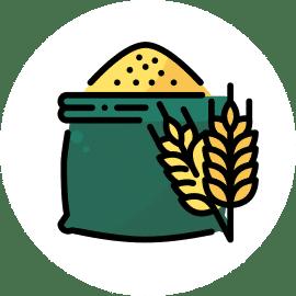 ouro biscuiterie circulaire en Touraine illustration malt